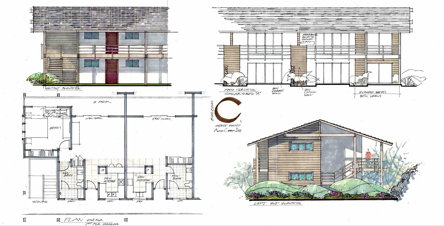 The Ranch Architectural Renderings